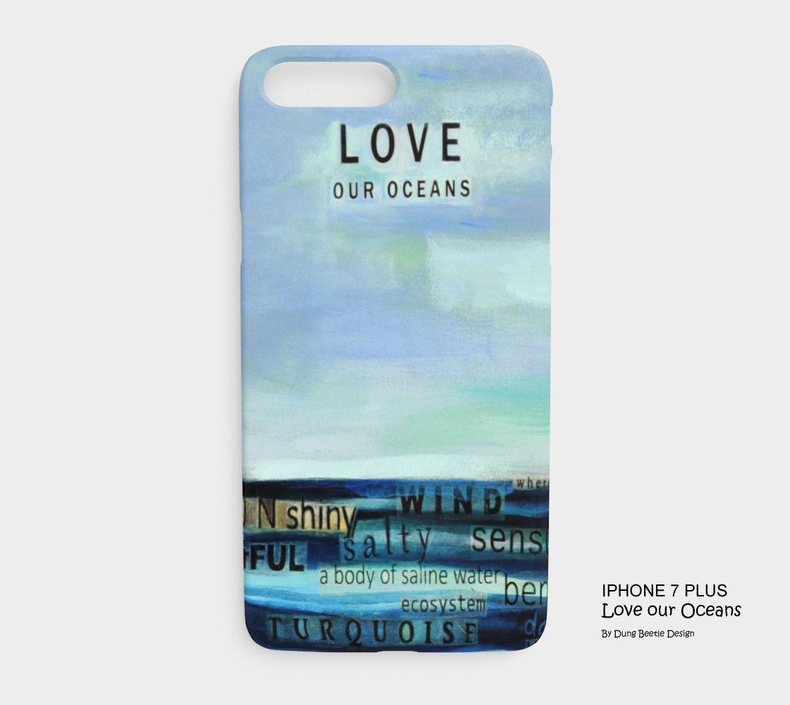 huge selection of 7be4a 5db87 Device Cases iPhone / Samsung (Love our Oceans)